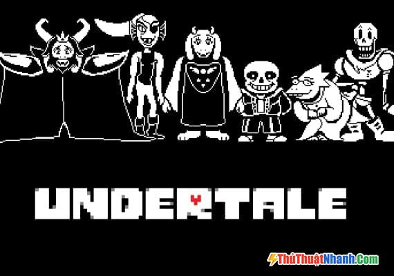 Game nhập vai PC Undertale