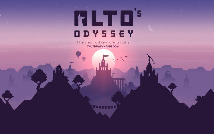 Game offline Altos Odyssey