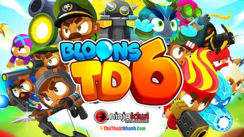 game offline android Bloons TD 6