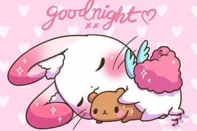 hình ảnh chúc ngủ ngon kute