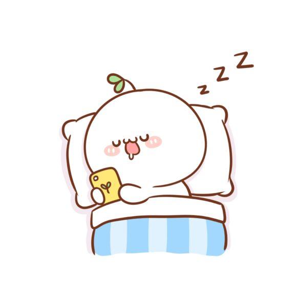 hình ảnh chúc ngủ ngon kute cho người yêu