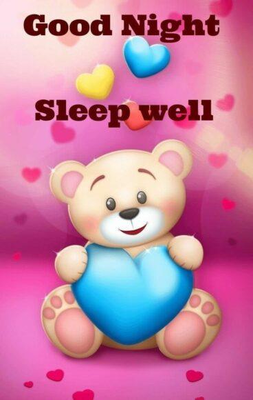 hình ảnh chúc ngủ ngon kute dễ thương nhất