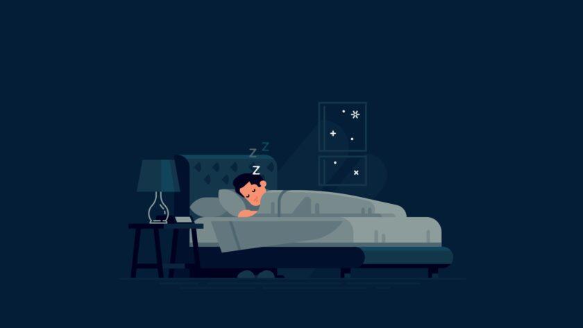 hình ảnh chúc ngủ ngon kute đơn giản
