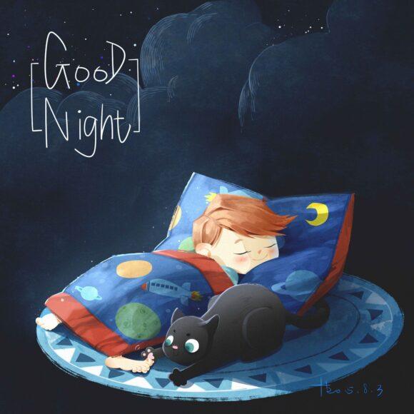 hình ảnh chúc ngủ ngon kute nhất