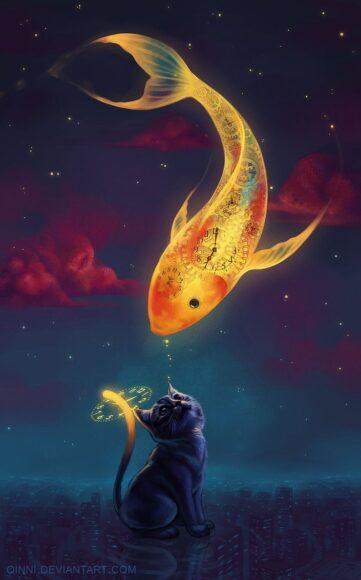 hình ảnh con cá đẹp mê hồn