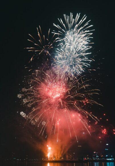 hình ảnh lễ hội pháo hoa tại thành phố Đà Nẵng