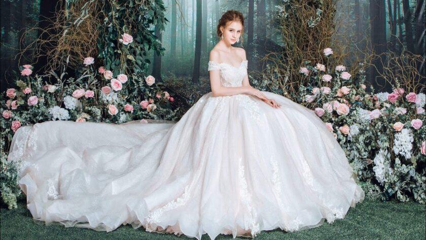 hình ảnh váy cưới đẹp