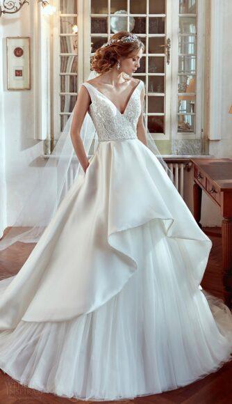 hình ảnh váy cưới đẹp lộng lẫy