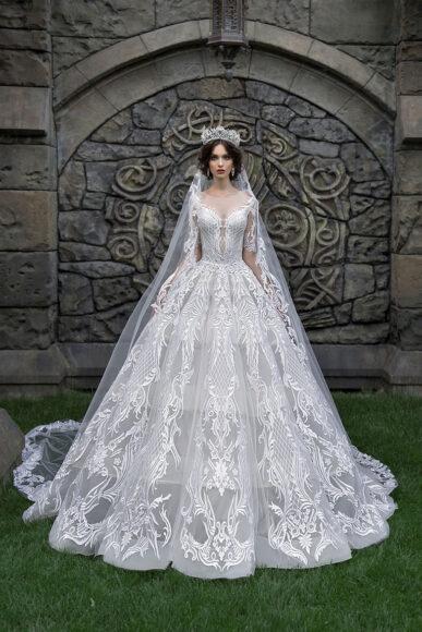 hình ảnh váy cưới đẹp nhất