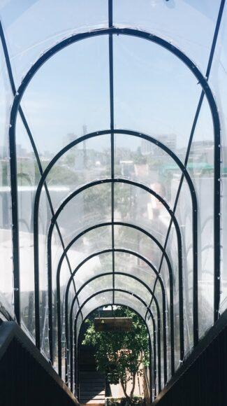 hình một lối dẫn đặc biệt tại đường Thi Sách thành phố Đà Nẵng