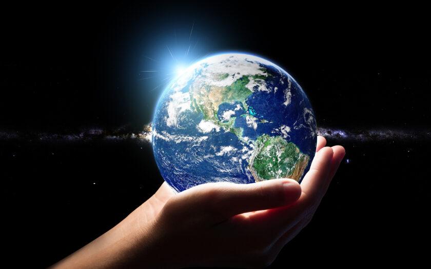 Hình nền 4k Trái Đất tuyệt đẹp