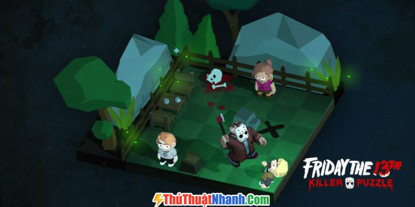 Top game offline Friday the 13th