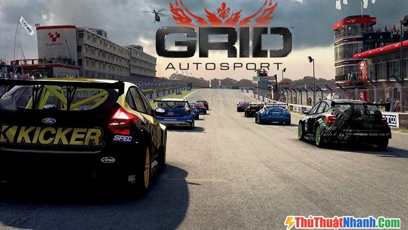 Top game offline GRID Autosport