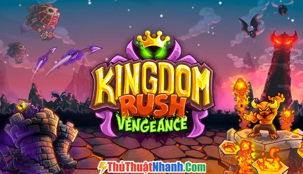 Top game offline Kingdom Rush Vengeance