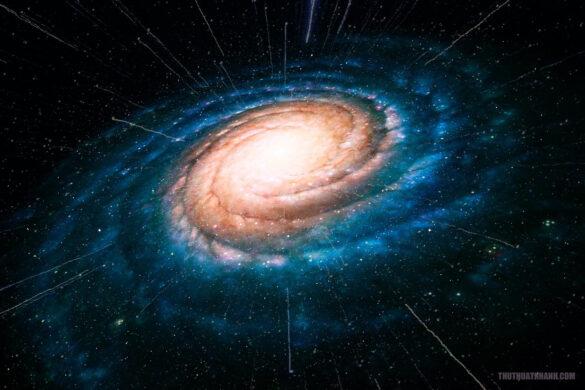 ảnh galaxy dài ngân hà đẹp nhất