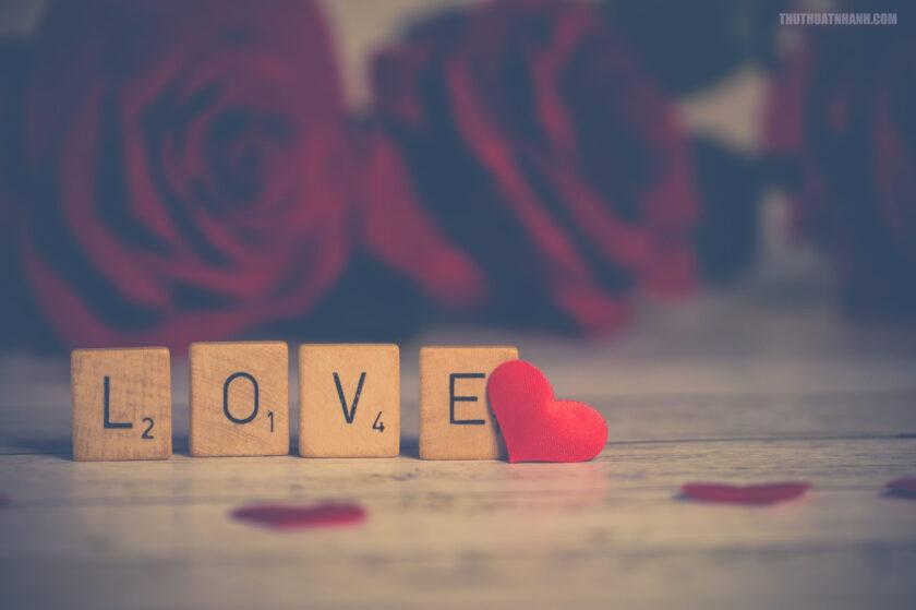 ảnh làm quotes tình yêu đẹp