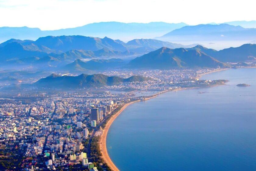 ảnh nha trang toàn cảnh thành phố đẹp nhất