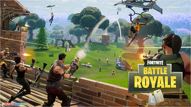 game online pc fortnite