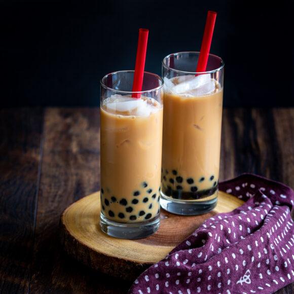 hình ảnh trà sữa đẹp homemade