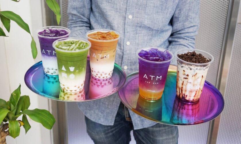 hình ảnh trà sữa đẹp ở hồng kong