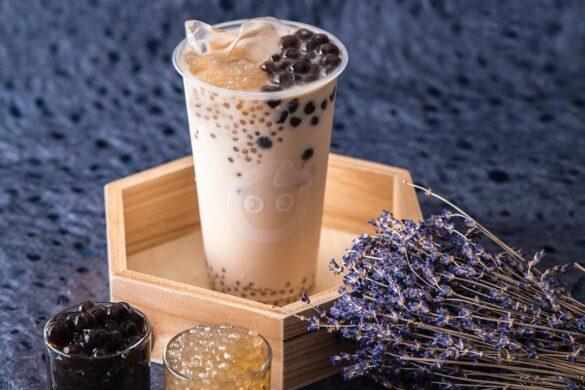 hình ảnh trà sữa đẹp tuyệt