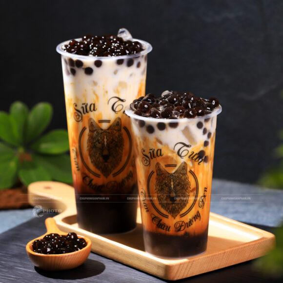 hình ảnh trà sữa đẹp và ngon