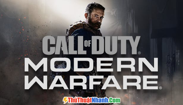 Top game bắn súng PC Call of Duty Modern Warfare