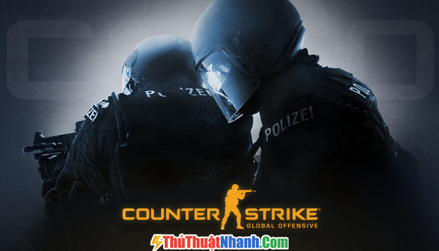 Top game bắn súng PC Counter-Strike Global Offensive