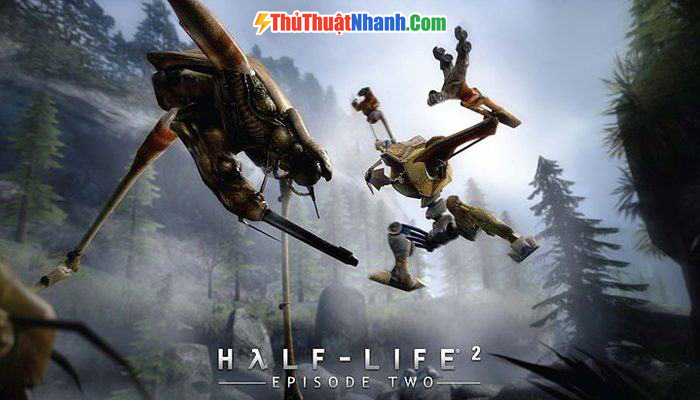 Top game bắn súng PC Half-Life 2