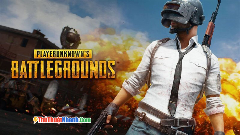 Top game bắn súng PC PUBG