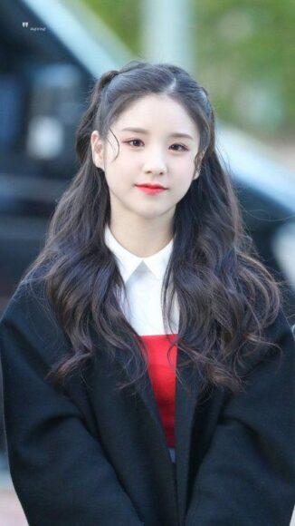 ảnh hot girl 2k Hàn Quốc dễ thương