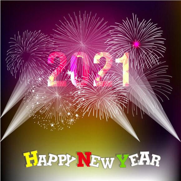 hình nền chúc mừng năm mới 2021 pháo hoa (1)