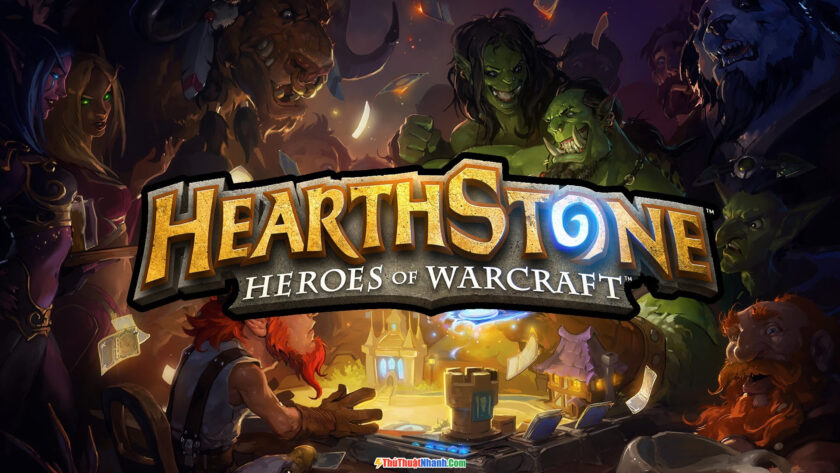 Hearthstone- game giống clash of clans