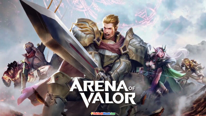 Arena of Valor - Top game giả lập hay