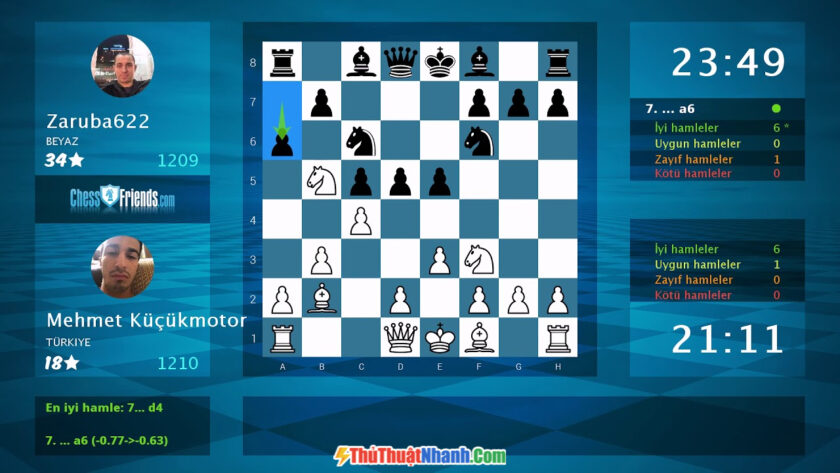 Chess with Friends Free - Game cờ vua