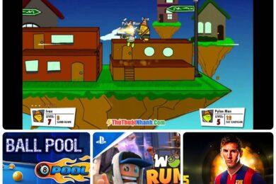 Game 2 người PC