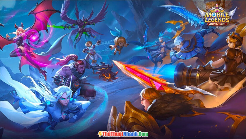 Mobile Legends - Top game giả lập hay