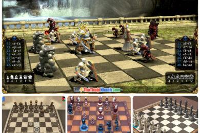 Top game cờ vua trên PC và điện thoại