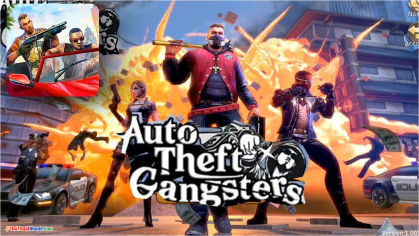 Auto Theft Gangsters
