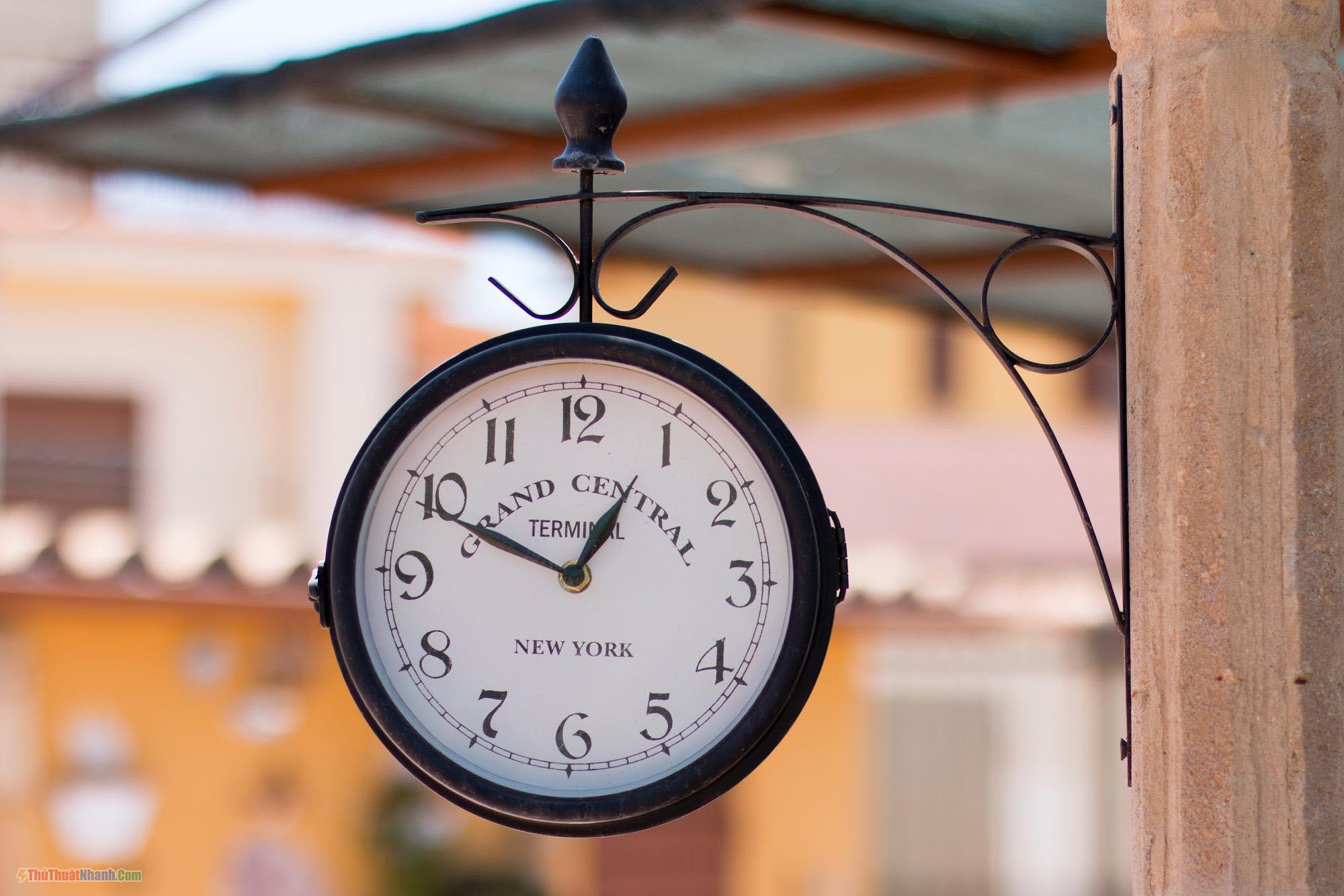 hình ảnh hình nền đồng hồ